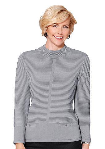 Пуловер с Rippmuster