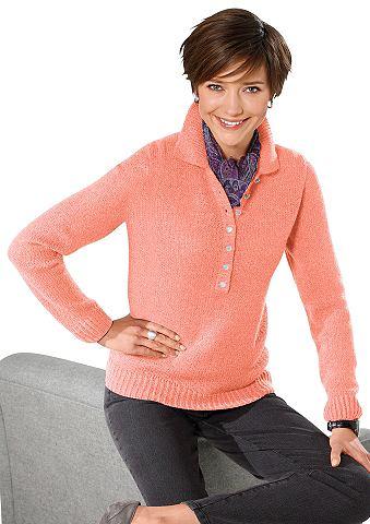 CLASSIC BASICS Пуловер в мягкий Bouclé-Qualit&...