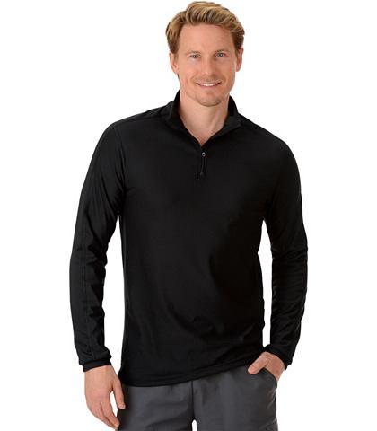 Длинный рукав футболка спортивная