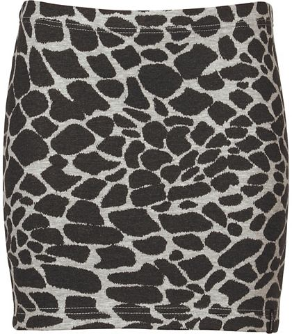 Kurzer юбка-карандаш Leopard