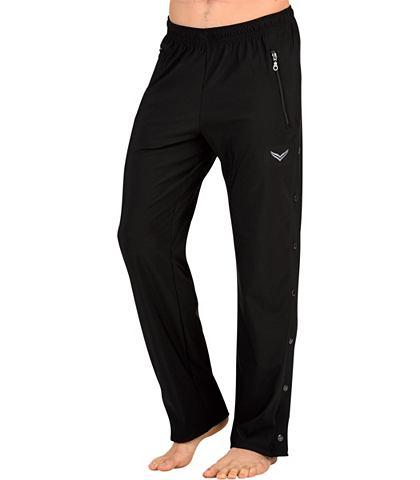 Aufknöpfbare брюки спортивные