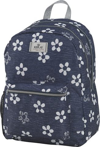 Рюкзак »Girls рюкзак blau большо...