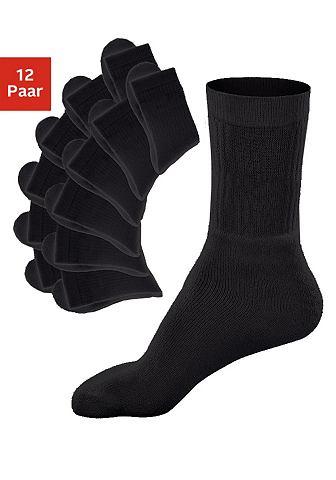 GO в спортивные носки (12 пар) с махро...