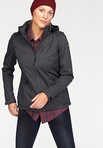 Куртка с теплой подкладкой »KIKU...