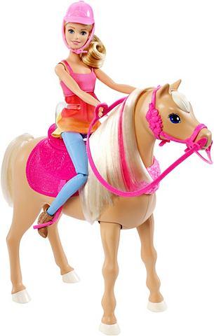 Кукла с Pferd и звук