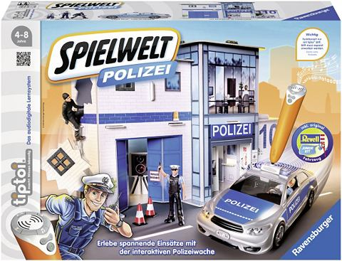 Комплект aus: Spielfiguren Polizeiauto...