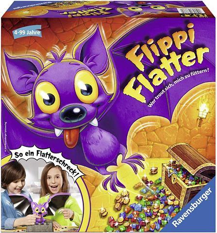 3D Aktionsspiel »Flippi Flatter&...