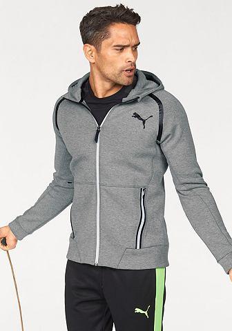 Спортивный свитер »POWER FULL ZI...