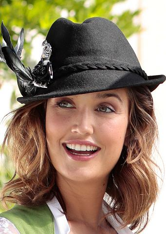 Alpenflüstern шляпа для женсщин с...