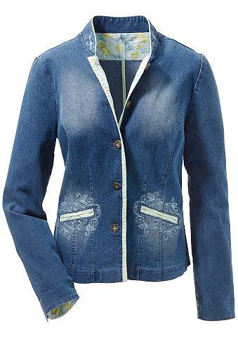 Пиджак в национальном костюме для женс...
