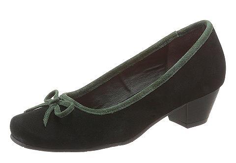 Туфли с бант