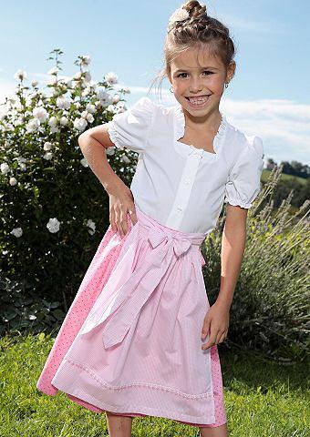 Комплект 3 шт. детские блуза юбка и фа...