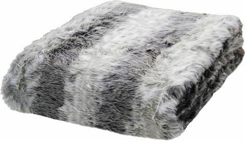 TOM TAILOR Плед »Fake Fur«
