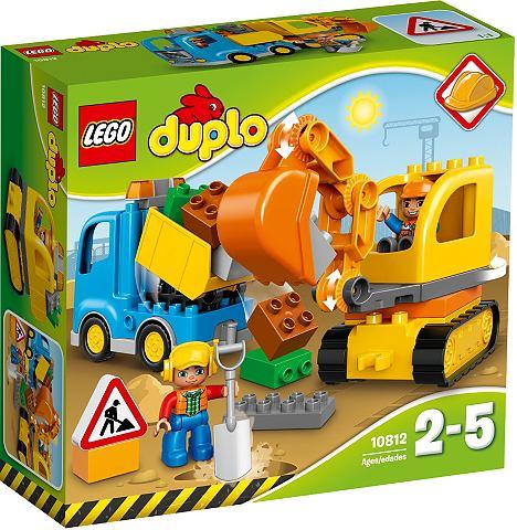 LEGO ® Bagger и Lastwagen (10812) &raqu...
