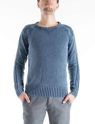 Пуловер »Crew в винтажном стиле ...