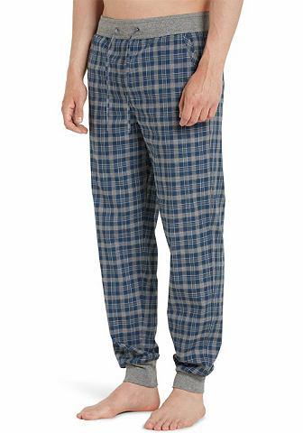 Длиный Herren брюки с Karos - брюки дл...