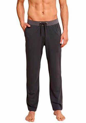 Длиный брюки с Kontrastbund - брюки дл...