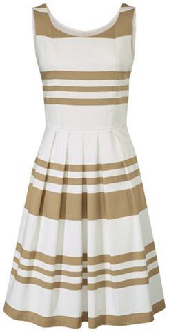 Платье с Streifen