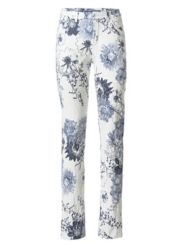 HEINE TIMELESS брюки с набивным рисунком с ц...