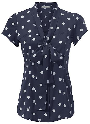 Блузка с Schluppe