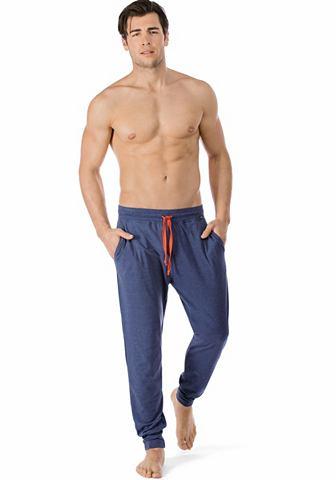 Длиный брюки unifarben