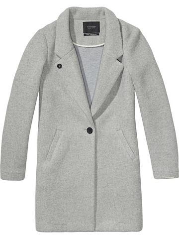 Пальто Шерстяное пальто с Reverskragen...