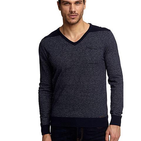 Пуловер с EINS