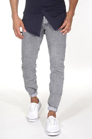 Bright джинсы джинсы стрейч узкий форм...