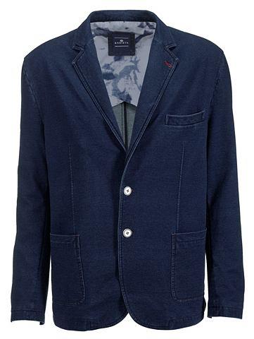 Пиджак в имитация джинсовой ткани