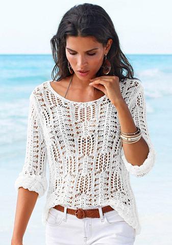 S.OLIVER RED LABEL Пляжный пуловер
