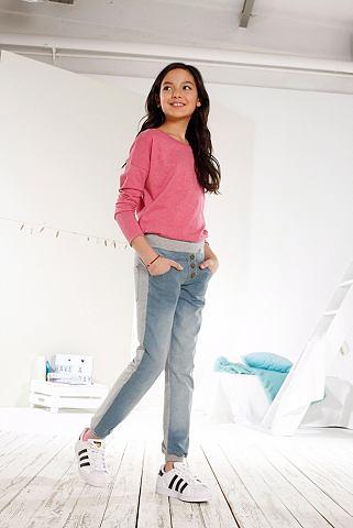 Детские брюки с Jeans-Frontseite