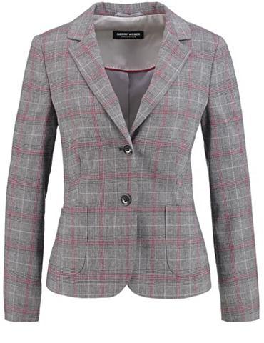 Пиджак длинный рукав gef