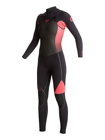 Chest Zip Wetsuit »Syncro 4/3mm&...