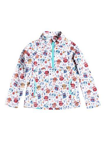 Half-Zip Флисовий пуловер »Casca...