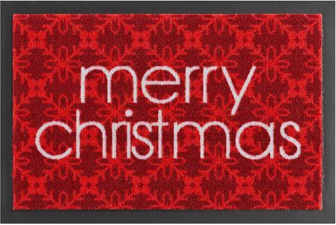 Коврик для двери »Merry Christma...