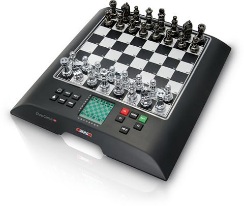 MILLENNIUM Schachcomputer »Chess Genius Pro...