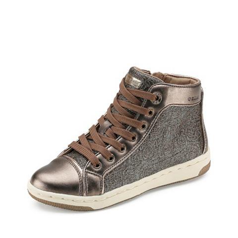 Creamy ботинки со шнуровкой