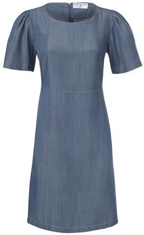Платье джинсовое с Flügelärm...