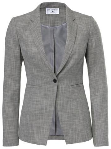 Пиджак короткий с элегантный Struktur