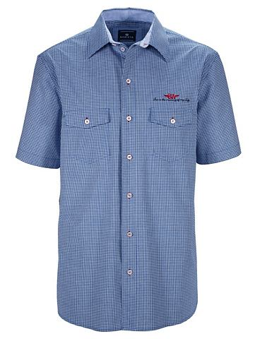 Рубашка с verschließbaren Brustt...