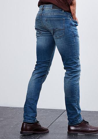 Rick Зауженные джинсы с Stretch
