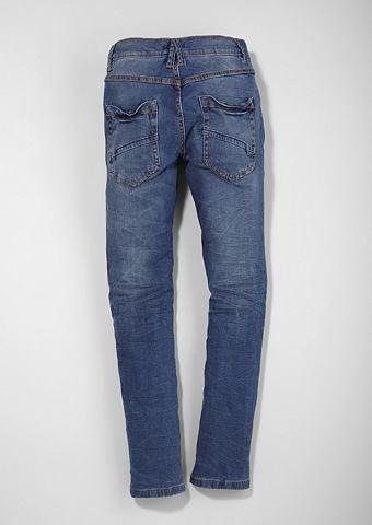 Облегающий Seattle: Crinkle-Jeans для ...