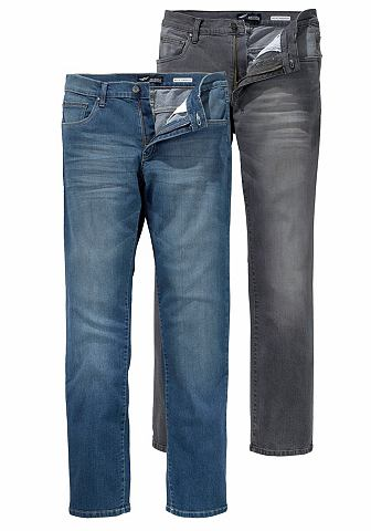 ARIZONA Узкие джинсы »Willis« (Наб...