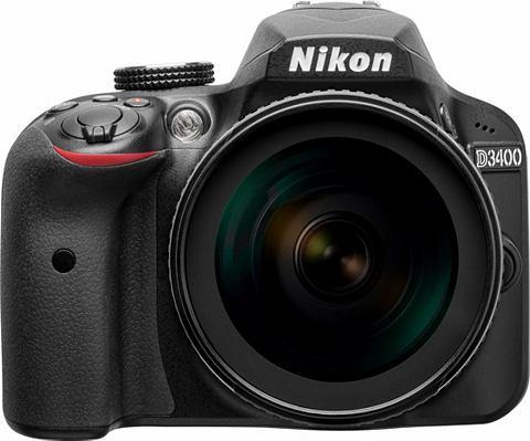 D3400 Kit AF-S 18-105 VR фотоаппарат з...
