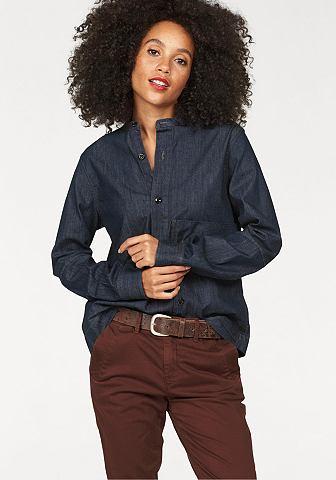 Джинсовая блузка »Stalt«