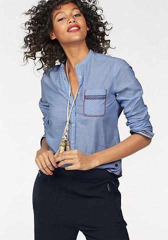 Pepe джинсы джинсовая блузка »Ma...