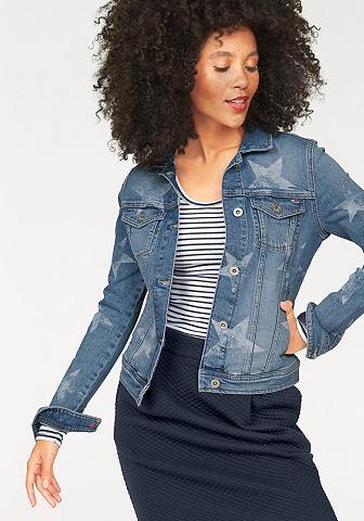 Hilfiger джинсы пиджак короткий