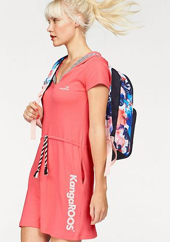 Kanga ROOS платье спортивного стиля