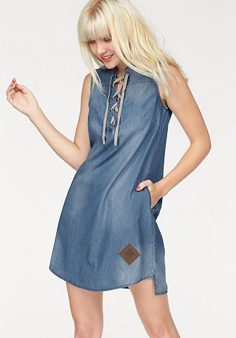 Kanga ROOS платье джинсовое