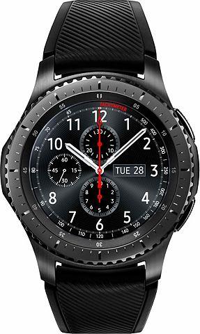 Gear S3 frontier умные часы Tizen 33 c...
